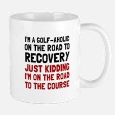 Golfaholic Mugs