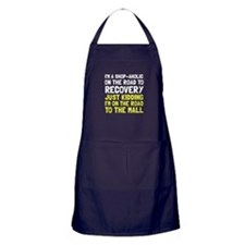 Shopaholic Apron (dark)