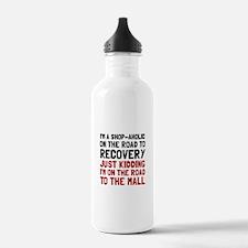 Shopaholic Water Bottle