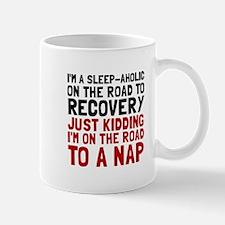 Sleepaholic Mugs