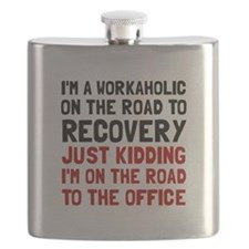 Workaholic Flask