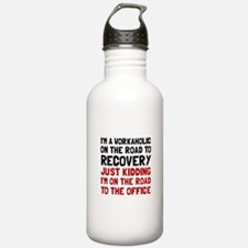 Workaholic Water Bottle
