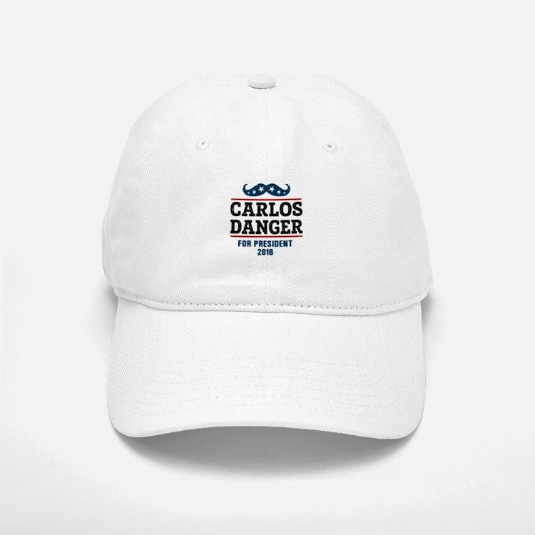 Carlos Danger For President 2016 Baseball Baseball Cap