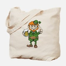 St Patricks Day leprechaun Tote Bag