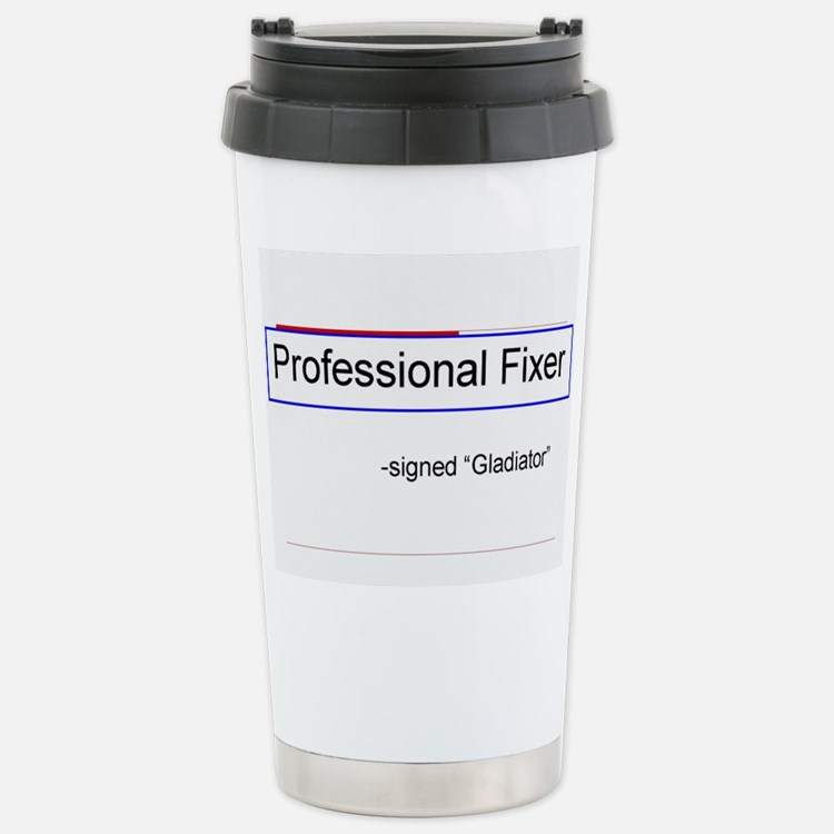 Cute Abc drama Travel Mug