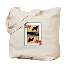King Schapendoes Tote Bag