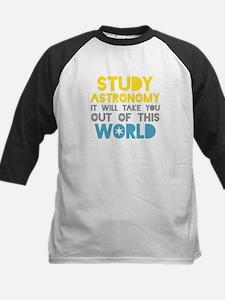 Study Astronomy Tee