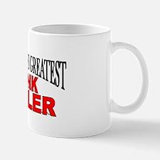 """""""The World's Greatest Bank Teller"""" Mug"""