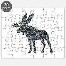 Moose Elk Puzzle