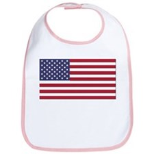 Flag of the United States Bib