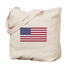Flag of the United States Tote Bag