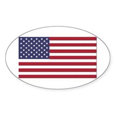 Flag of the United States Decal