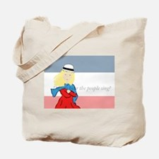 Cute Les miserable Tote Bag