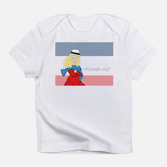 Cute Les miserable Infant T-Shirt