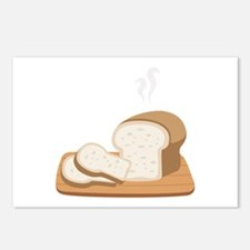 Loaf Bread Postcards (Package of 8)