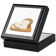 Loaf Bread Keepsake Box