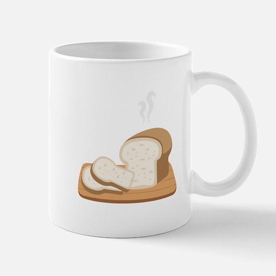 Loaf Bread Mugs