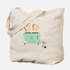 Electric Toaster Tote Bag