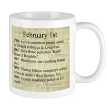 February 1st Mugs