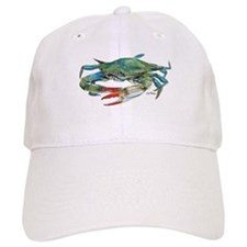 Blue Crab Baseball Cap