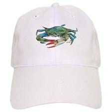 Blue Crab Cap