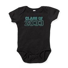 Class of 2033 Baby Bodysuit