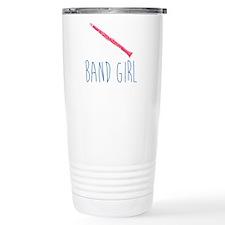 Band Girl Clarinet Travel Mug