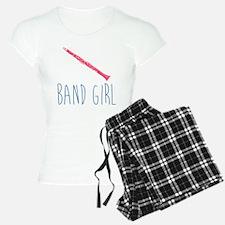 Band Girl Clarinet Pajamas