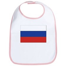 Flag of Russia Bib
