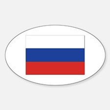 Flag of Russia Decal