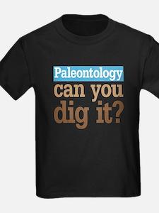 Paleontology Dig It T