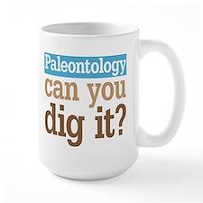 Paleontology Dig It Mug