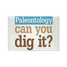 Paleontology Dig It Rectangle Magnet (10 pack)