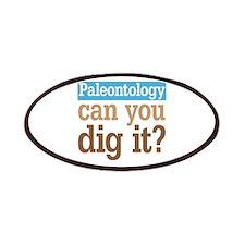 Paleontology Dig It Patches