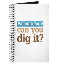 Paleontology Dig It Journal