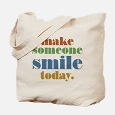 Make Someone Smile Tote Bag