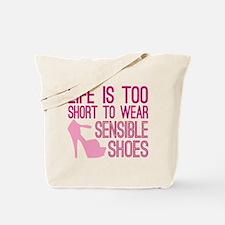 Sensible Shoes Tote Bag