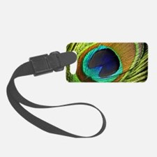 feather Luggage Tag