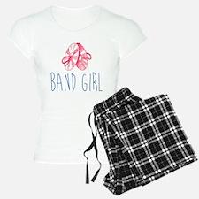 Band Girl Cymbals Pajamas