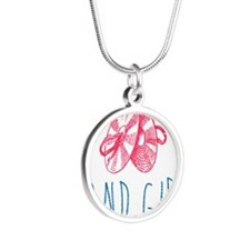 Band Girl Cymbals Necklaces