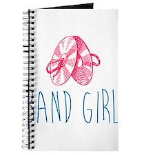 Band Girl Cymbals Journal