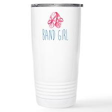 Band Girl Cymbals Travel Mug
