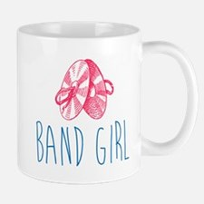 Band Girl Cymbals Mugs