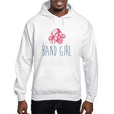 Band Girl Cymbals Hoodie