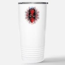 Deadpool Stainless Steel Travel Mug