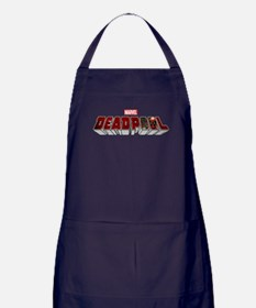 Deadpool Logo Apron (dark)