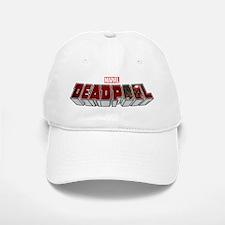 Deadpool Logo Baseball Baseball Cap