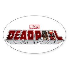Deadpool Logo Decal