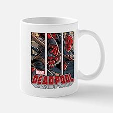 Deadpool Panels Mug