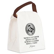 (Eternal Vigilance) Blood of Patr Canvas Lunch Bag